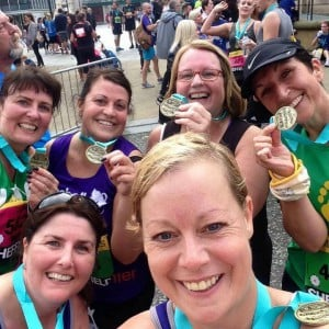 Claire's Great Yorkshire Run