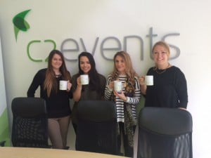 C2Events Tea Champ