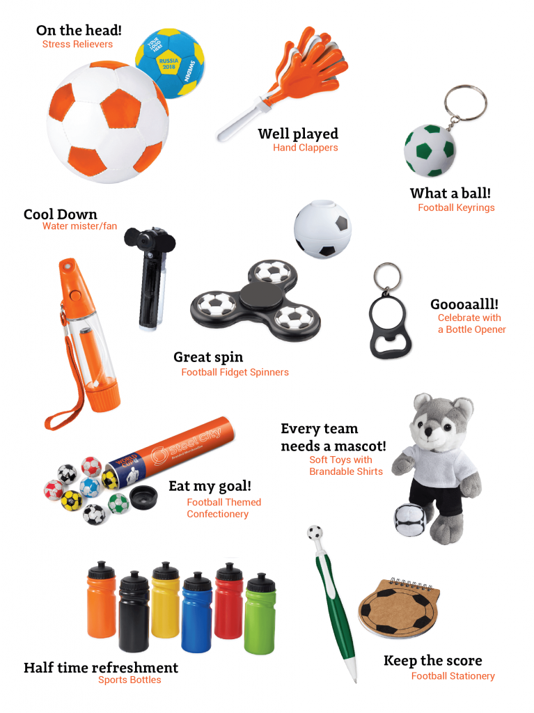World Cup Ideas products comp